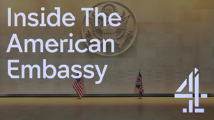 CHANNEL 4 // Inside The American Embassy // Parallax