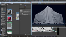 7.3 - Vray 2-Sided Material