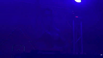 DJ Cacá Werneck - ViñaFest - Chile (Vídeo 01)
