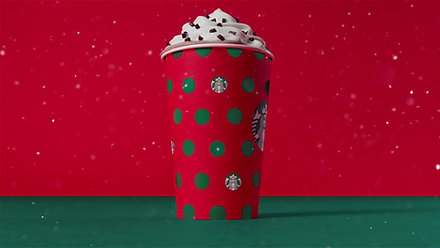 Starbucks - Holiday 2019