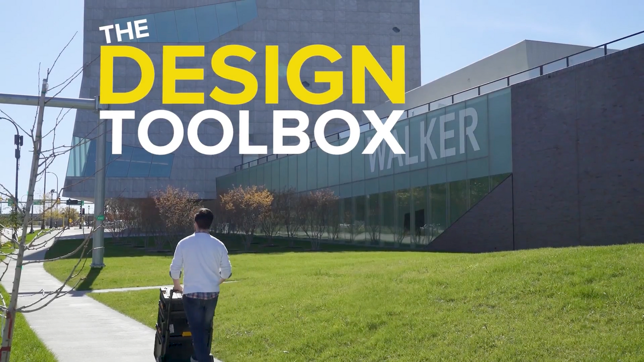 The Design Toolbox - EMMA NAAMM