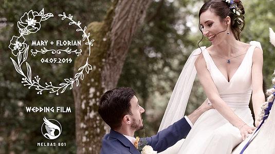 WEDDING FILM - MARY + FLORIAN - par MELBAS 801