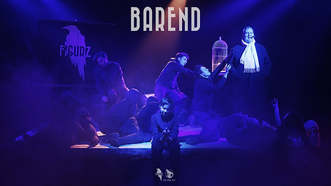 BAREND - FIGURZ - Music video by MELBAS 801 x FIGURZ