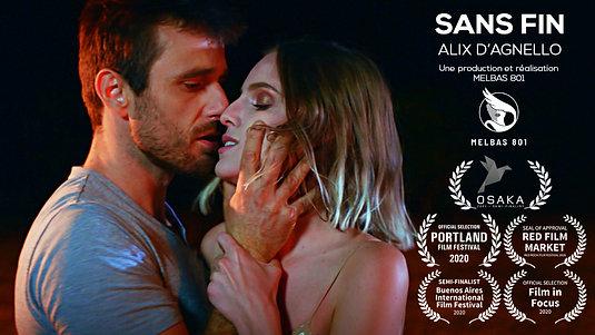 SANS FIN – ALIX D'AGNELLO – Un vidéoclip MELBAS 801