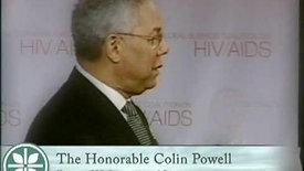 NHPCO HIV AIDS, Holbrooke, Powell