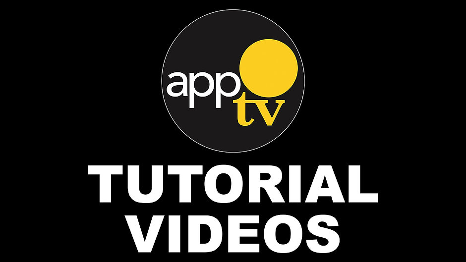 AppTV Tutorials