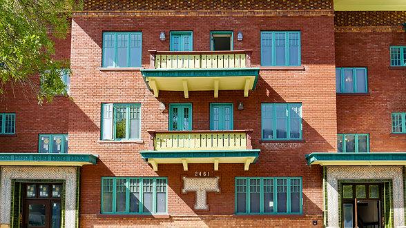 Peery Lofts Reconstruction
