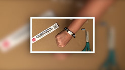 Wristband adjustment Instruction