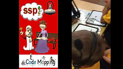 SSP Monster Mapping app used in a Prep classroom - Brain Training Videos