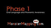 Monster Mapping - Phase 1 - Early Years