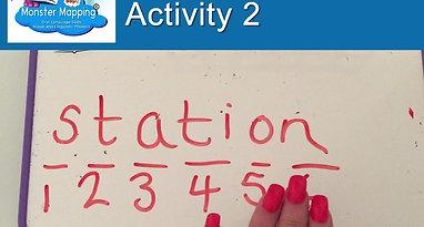 The Speedy Six - Activity 2