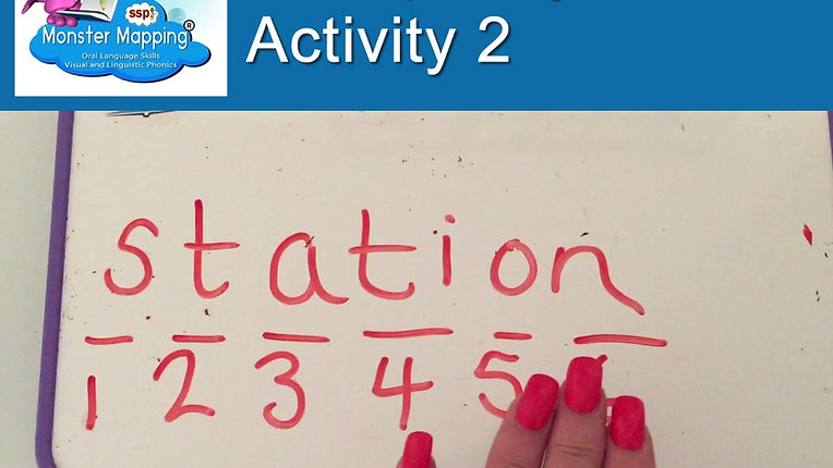 Speedy six - Activity 2