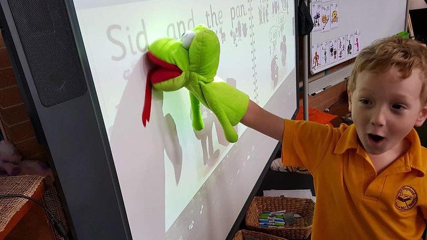 2018 Sunshine Coast SSP School Magic - Monster Mapping !