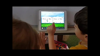 Learn the SSP high frequency words (400+)