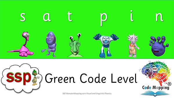 Green Code Level