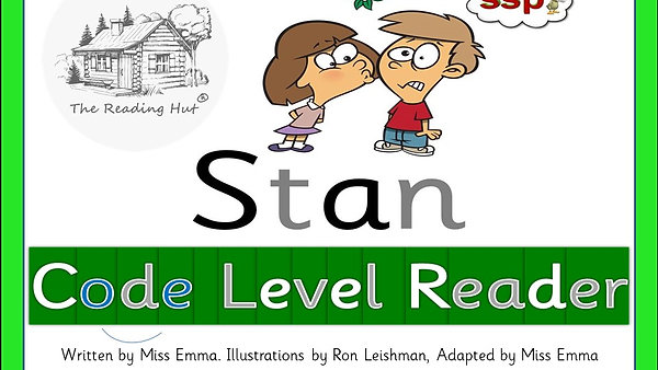 Stan - SSP Coding Mapping - Green Code Level