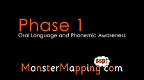 Monster Mapping - Phase 1