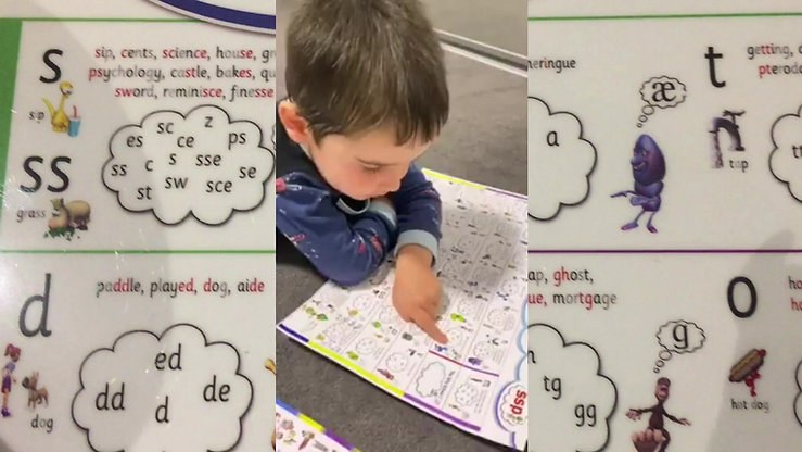 ICRWY Kit! Teaching reading AND spelling. Every child reading for pleasure by 6.
