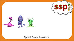 Our first Monster Friends