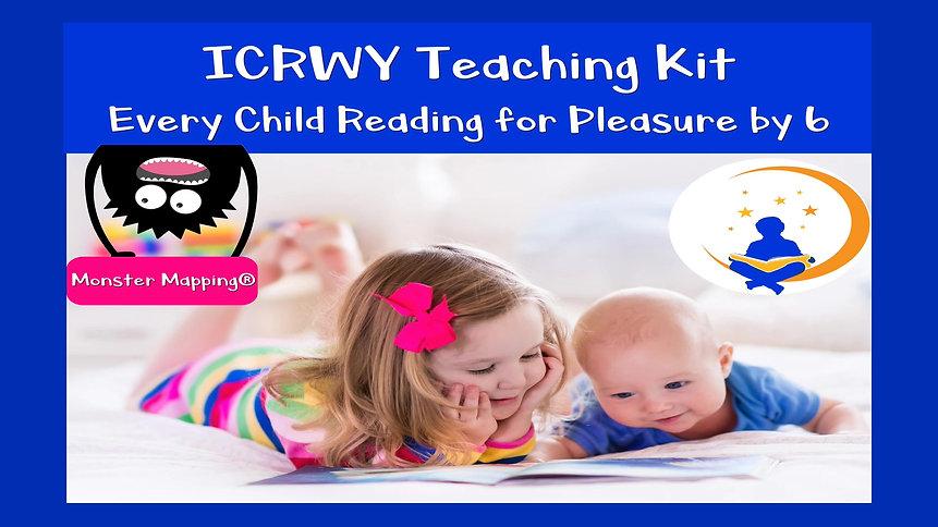 ICRWY Teaching Kit Contents