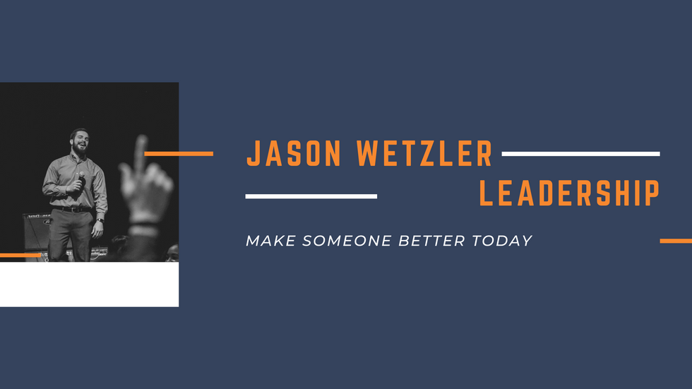 Jason Wetzler Highlight Reel