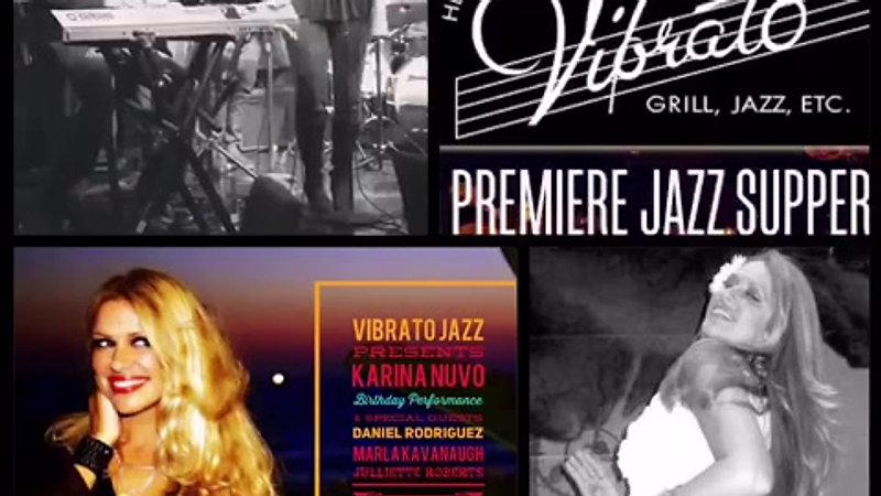 LIVE at Vibrato