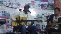 Live in Sudan cafe