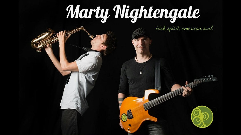 Mellow Promo - Marty Nightengale Duo
