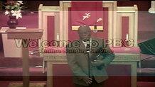 Morning Worship October 4, 2020