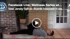 Facebook Live: Wellness Series with Alisha DeLorenzo