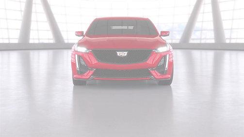 Cadillac's 2021 V-Series Animation