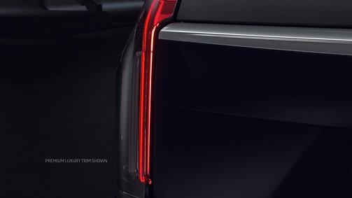 Cadillac's 2021 Escalade Animation