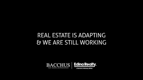 Real Estate is Adpating & We are Still Working