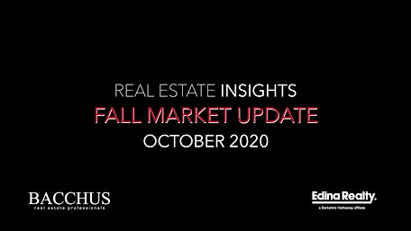 Market Update October 2020