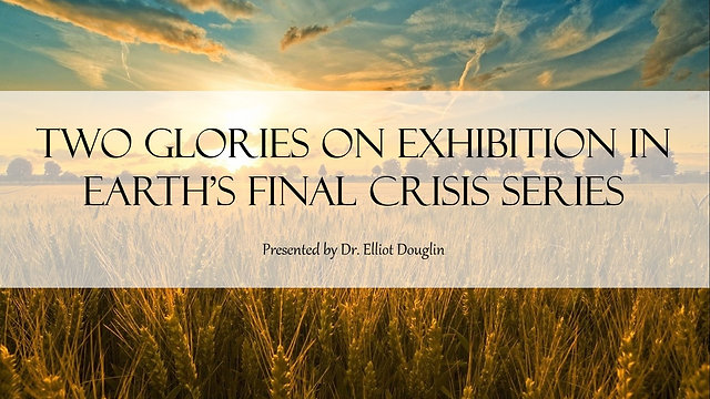 Two Glories on Exhibition in Earth's Final Crisis