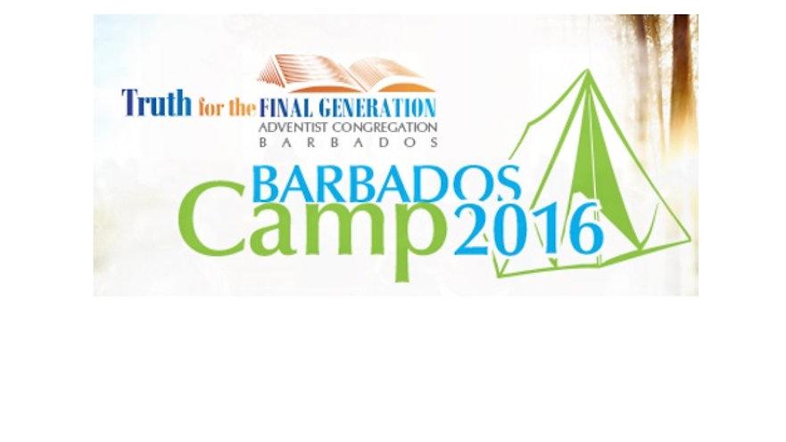 Barbados Camp 2016