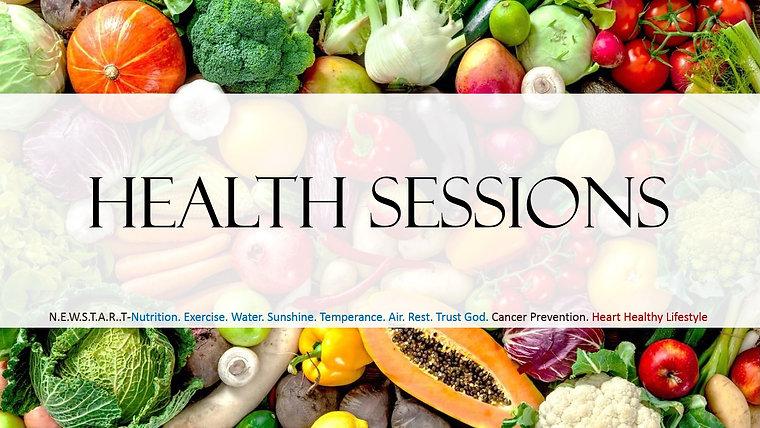 Barbados Camp 2019 - Health