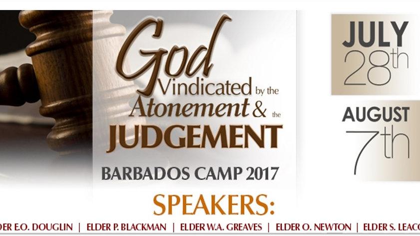 Camp Barbados 2017