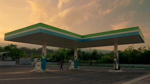 Gas Station - Trailer