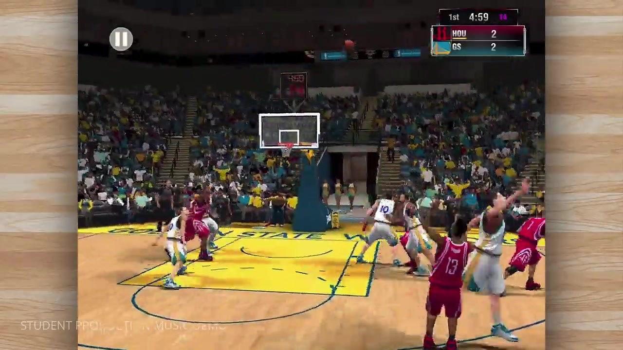Hip-Hop Commercial Jingle: NBA Video Game