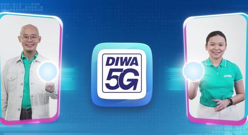 Diwa 5G: Education. Evolved.