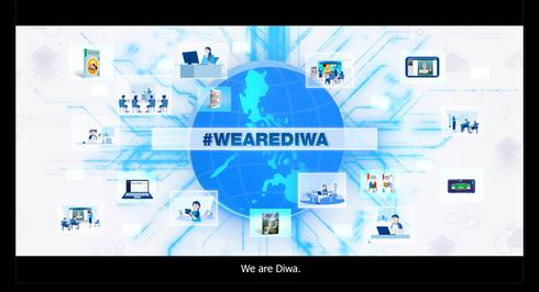 #WeAreDIWA