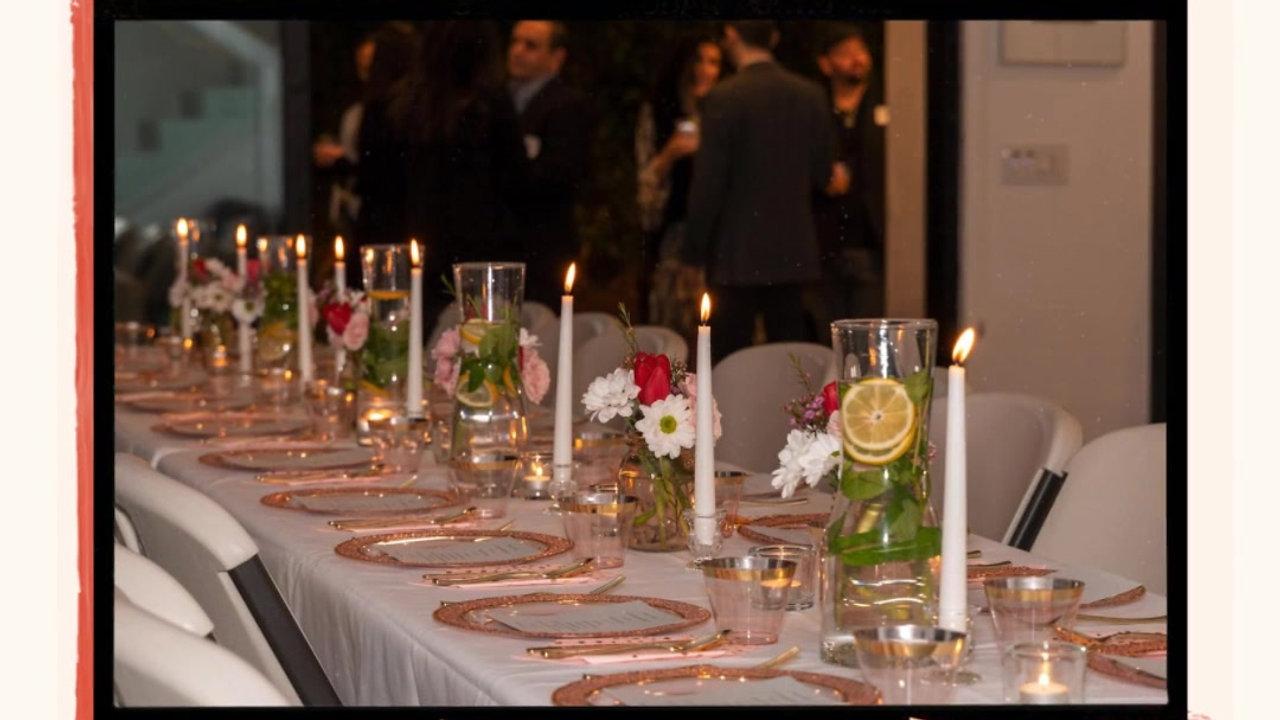 Tali's Table 1 Year Anniversary!!