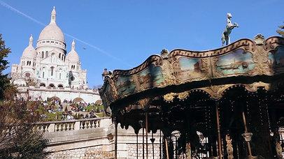 Excerpt, Romantic Montmartre