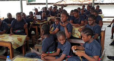 hilltop school_girls