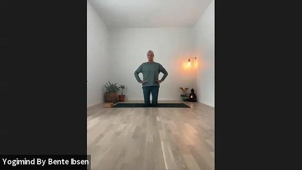 Yoga 1 - Bente Ibsen