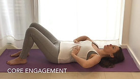 Pilates for lower back pain stage 1