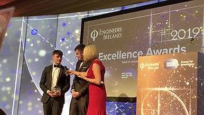 Engineers Ireland Student Innovator of The Year 2019 Award Presentation