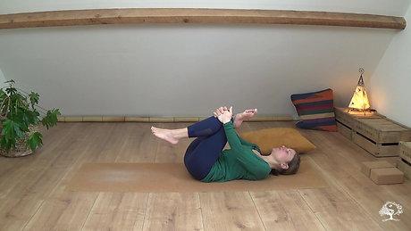 Yin Yoga for Deep Sleep - Live Session 6 April