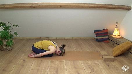 Yin Yoga for Neck, Shoulders & Upper Back - Live Session 30 March